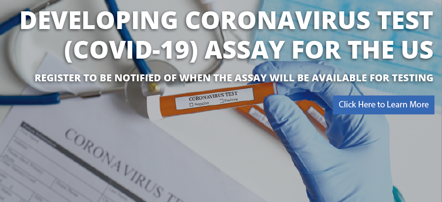 Coronavirus Assay Approved