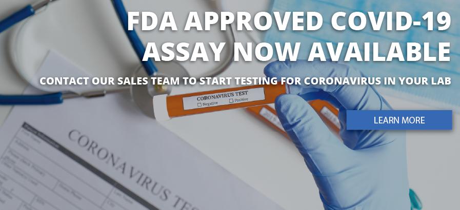 Coronavirus Assay Approved