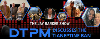 DTPM Discusses Tianeptine on the Jay Barker Show